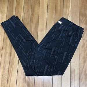 Athletic Works Dri-More Leggings Size Large